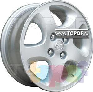 Колесные диски TGRacing LZ032. Изображение модели #1