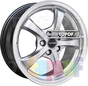 Колесные диски TGRacing LZ033