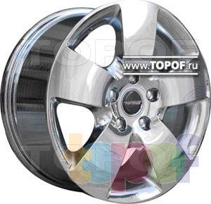 Колесные диски TGRacing LZ036. Изображение модели #2