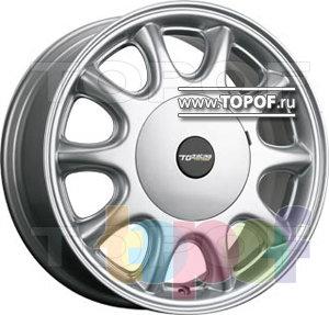 Колесные диски TGRacing LZ039. Изображение модели #1