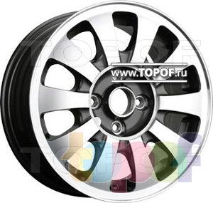 Колесные диски TGRacing LZ044. Изображение модели #1
