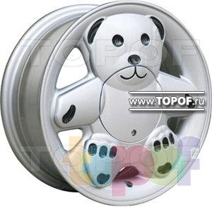 Колесные диски TGRacing LZ047. Изображение модели #1