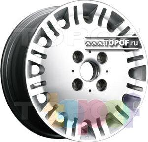 Колесные диски TGRacing LZ048. Изображение модели #1