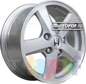 Колесные диски TGRacing LZ050. Изображение модели #1