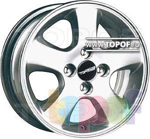 Колесные диски TGRacing LZ052. Изображение модели #1