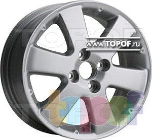 Колесные диски TGRacing LZ054. Изображение модели #1