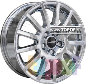 Колесные диски TGRacing LZ058. Изображение модели #1