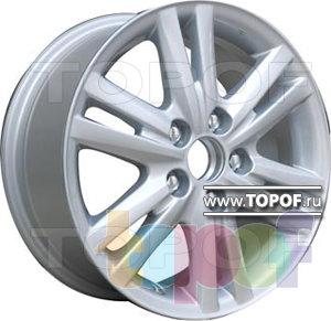 Колесные диски TGRacing LZ059. Изображение модели #1