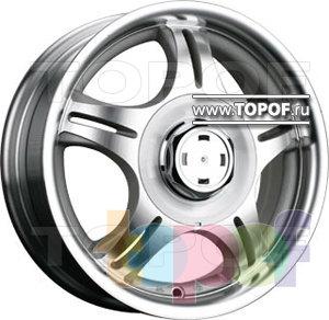 Колесные диски TGRacing LZ060. Изображение модели #1