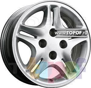 Колесные диски TGRacing LZ062. Изображение модели #1