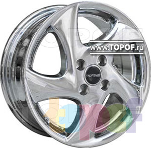Колесные диски TGRacing LZ064. Изображение модели #2