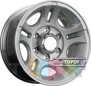 Колесные диски TGRacing LZ065. Изображение модели #1