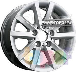 Колесные диски TGRacing LZ067. Изображение модели #1