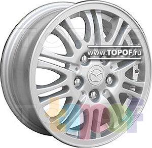 Колесные диски TGRacing LZ071. Изображение модели #1