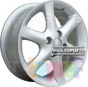 Колесные диски TGRacing LZ074