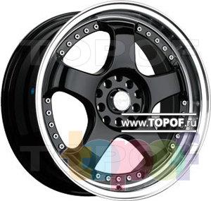 Колесные диски TGRacing LZ081. Изображение модели #1