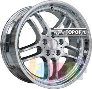 Колесные диски TGRacing LZ087
