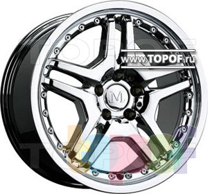 Колесные диски TGRacing LZ088. Изображение модели #1