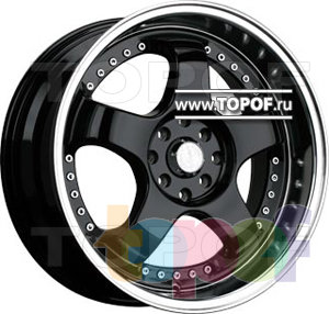 Колесные диски TGRacing LZ093