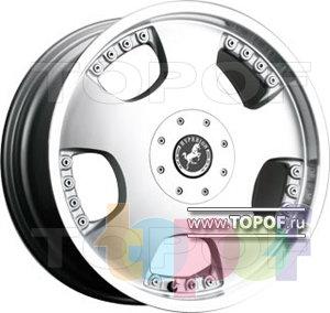Колесные диски TGRacing LZ097. Изображение модели #1
