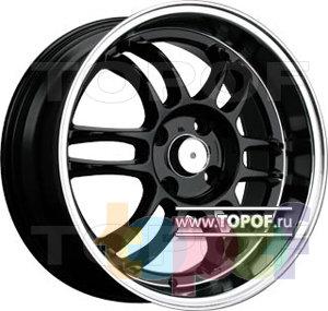 Колесные диски TGRacing LZ101. Изображение модели #1