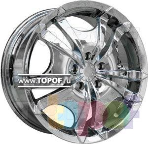 Колесные диски TGRacing LZ102