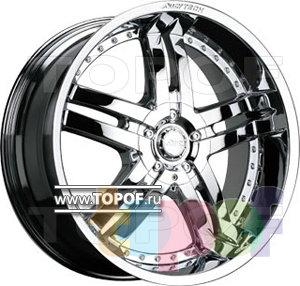 Колесные диски TGRacing LZ103. Изображение модели #1