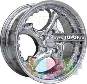 Колесные диски TGRacing LZ106. Изображение модели #1