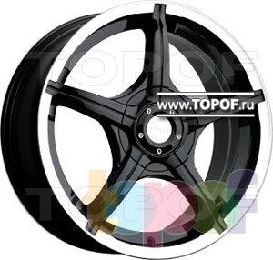 Колесные диски TGRacing LZ132. Изображение модели #1