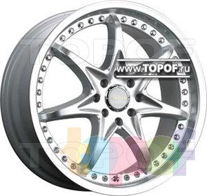 Колесные диски TGRacing LZ133. Изображение модели #1