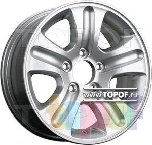 Колесные диски TGRacing LZ134. Изображение модели #1