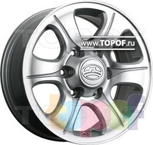 Колесные диски TGRacing LZ135