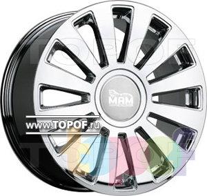 Колесные диски TGRacing LZ142. Изображение модели #1
