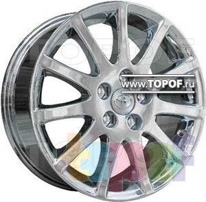 Колесные диски TGRacing LZ143. Изображение модели #2