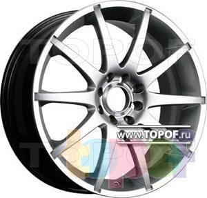 Колесные диски TGRacing LZ145. Изображение модели #1