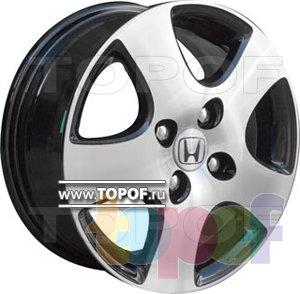 Колесные диски TGRacing LZ146. Изображение модели #2