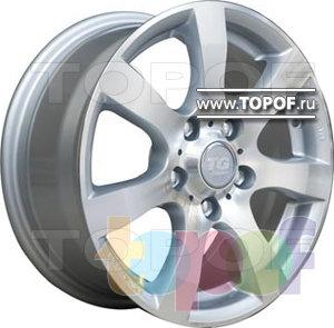 Колесные диски TGRacing LZ157. Изображение модели #1