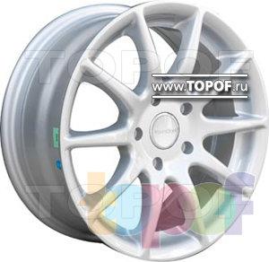 Колесные диски TGRacing LZ160. Изображение модели #1