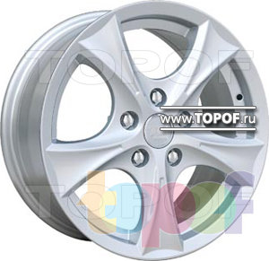 Колесные диски TGRacing LZ161