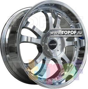 Колесные диски TGRacing LZ162. Изображение модели #1
