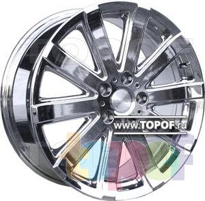 Колесные диски TGRacing LZ163. Изображение модели #2