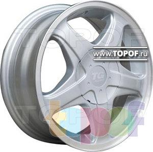 Колесные диски TGRacing LZ166. Изображение модели #1