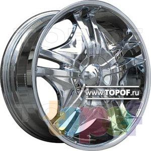 Колесные диски TGRacing LZ169. Изображение модели #1