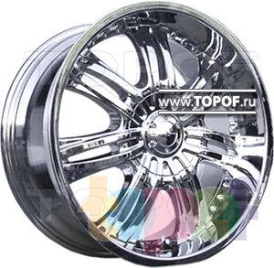 Колесные диски TGRacing LZ179. Изображение модели #2