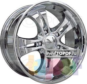 Колесные диски TGRacing LZ180. Изображение модели #1
