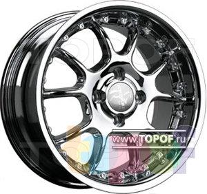 Колесные диски TGRacing LZ181. Изображение модели #1