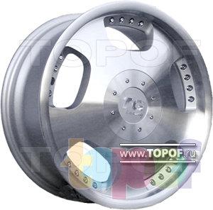 Колесные диски TGRacing LZ188. Изображение модели #1