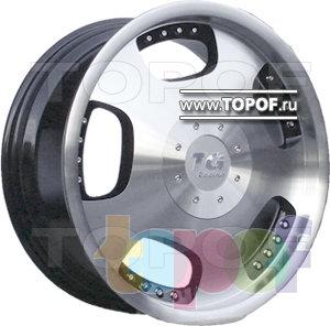 Колесные диски TGRacing LZ188. Изображение модели #2