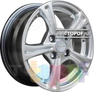 Колесные диски TGRacing LZ191. Изображение модели #2