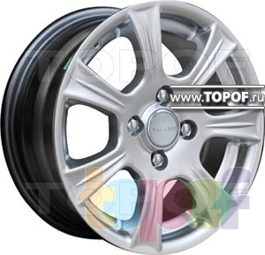 Колесные диски TGRacing LZ192. Изображение модели #2